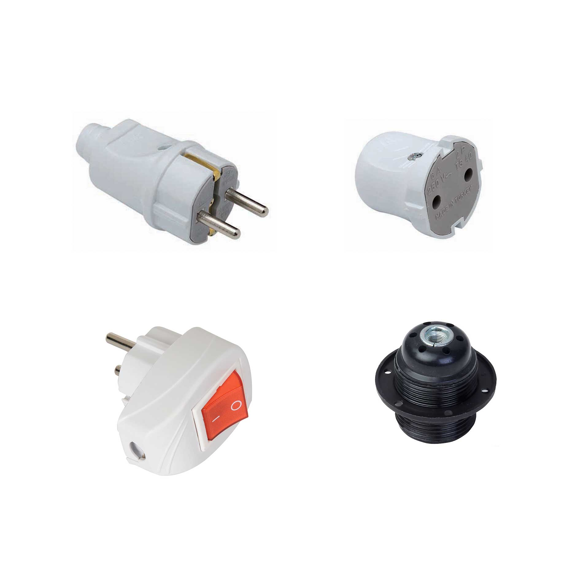 PLUG CONNECTIONS-ACCESSORIES