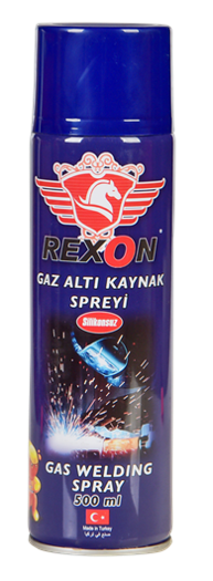 Gas Metal Arc Welding Spray